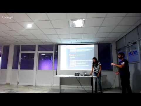 Selenium & Page object model | Sravanthi & Arvind V | VodQA Coimbatore - Dec 2016