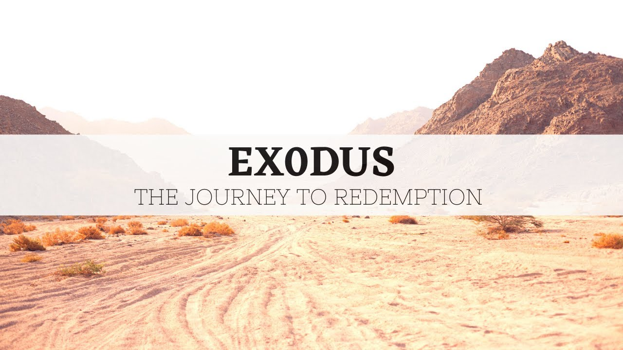 Exodus Series: Genesis to Exodus Bridge