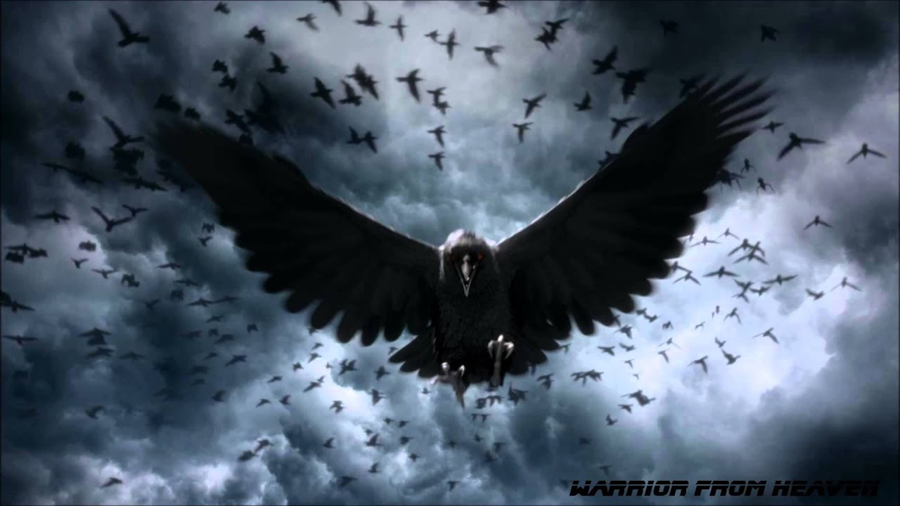 Computer Desktop Hd Wallpapers Fall Audiomachine A Feast For Crows 2015 Epic Intense Dark
