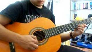 sadness and sorrow naruto on guitar