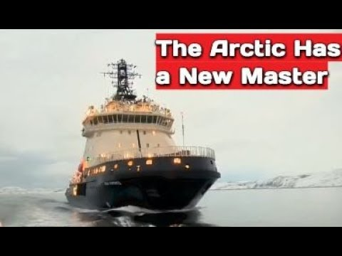 ARTIC GIANT: First New Russian Navy's Cutting-Edge Icebreaker Finishes Sea Trials