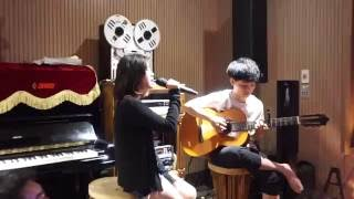 Cafe Đồng Nát Acoustic - Mashup Ai chờ ai & feel the light - Come back to me
