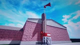 Roblox ACA Hurricane Square horn siren test Alert