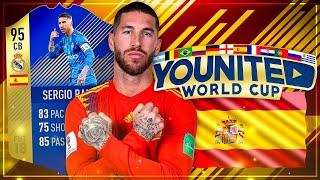 FIFA 18: YOUnited World Cup TOTS Spanien #4 - Erster Rückschlag + Zuschauertreffen mit Tisi SchubecH