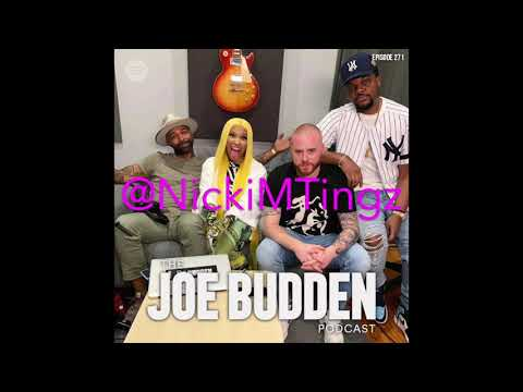 Ashlee - Nick Minaj Seems To Throw Shade At Cardi B While On The Joe Budden Podcast