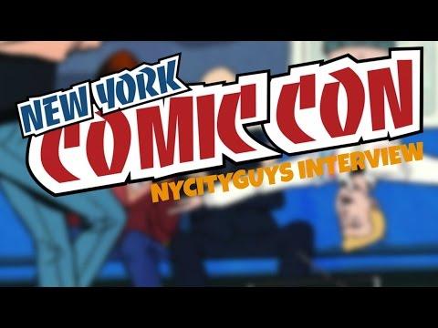 NYCC 2016: Doc Hammer & Jackson Publick NYCityGuys