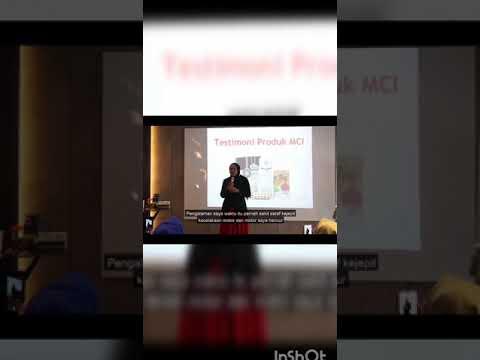 Video Testimoni MCI untuk Sakit Kepala,Vertigo, Saraf Kejepit, Sakit Pinggang, Asam Lambung, Sesak.