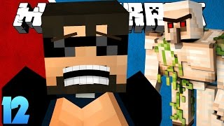 Minecraft Factions   OVER 100 IRON GOLEM SPAWNERS!! [12]