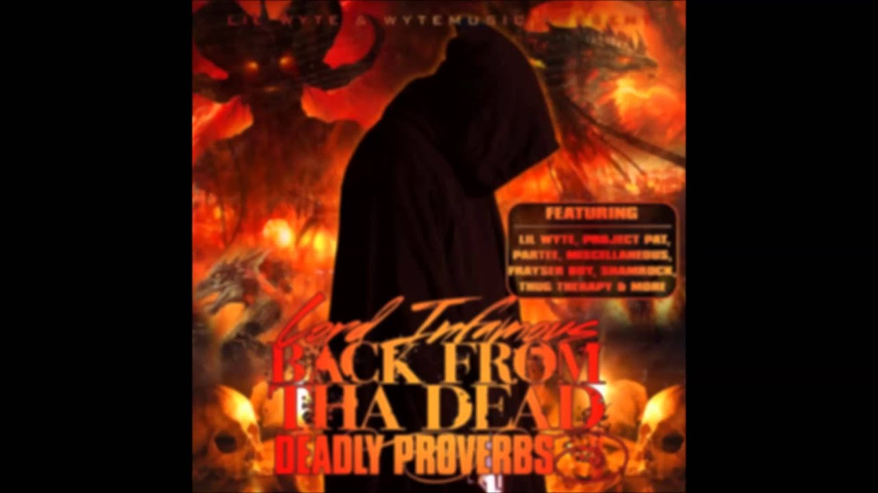 Lord Infamous: Pill Popper (feat. Lil Wyte, Partee
