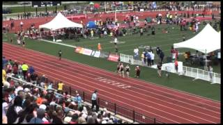 MHSAA State Track Finals - 1600 Run - 2013
