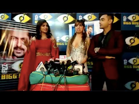 Bigg Boss 11 Grand Finale Interview: Arshi Khan, Luv Tyagi And Benafsha Soonawalla