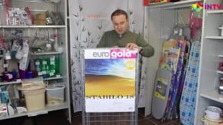 видео Сушилка для белья настенная, преимущества и недостатки конструкции