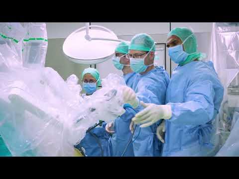 Darmkrebs-Chirurgie am UniversitätsSpital Zürich