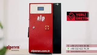Elektrostatik Filtre - Alperen Mühendislik Video
