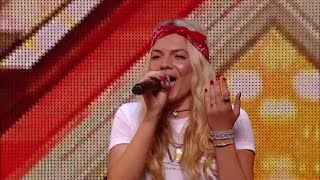 Top First Auditions X-Factor and American Got Talent (2/2)