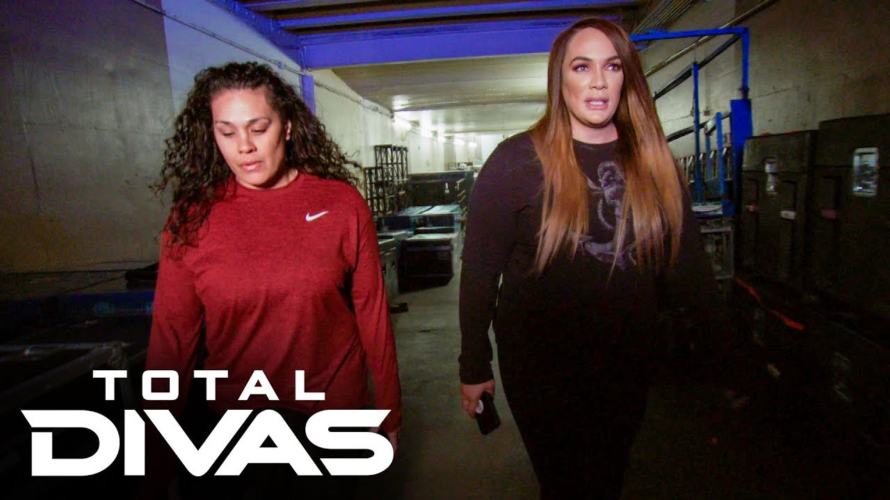 Nia Jax wants to make WrestleMania for Tamina: Total Divas, Nov. 12, 2019