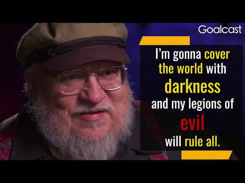 George R.R.Martin(Game Of Thrones) -  Make The Right Choice