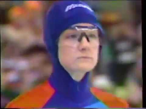 Bonnie Blair 1500m