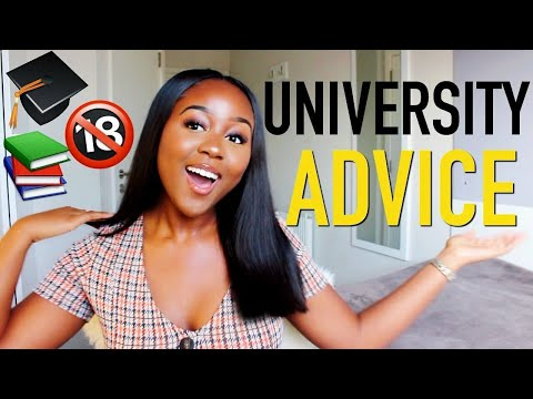 Going To University? First Year Uni Tips Every Fresher MUST