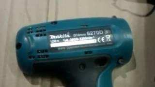 Ремонт шуруповерта Makita 6270D