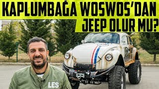 Vosvos Kaplumbağa'dan Jeep Olur Mu?