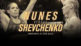 Conteo Regresivo: UFC 213 - Nunes vs Shevchenko 2