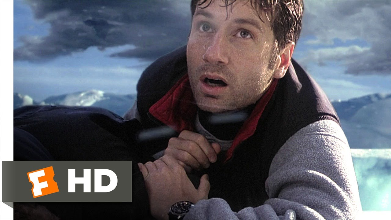 The X Files 5 5 Movie Clip The Spacecraft Departs 1998 Hd Youtube