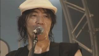 From Hound Dog's last concert The last and the TRUE 'ff' Hitoshi Mi...