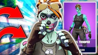 GHOUL TROOPER IS THE BEST SKIN * WIN THE INFERNO PACK * IN FORTNITE