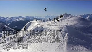 Henrik Harlaut & Phil Casabon by Jym