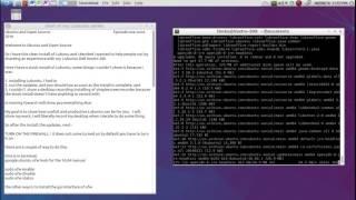 Lubuntu: Lubuntu.sh, LXterminal and more on repositories