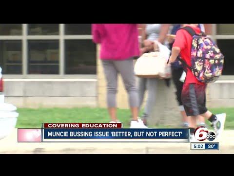Muncie busing issue