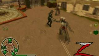 Destiny of Zorro Wii Game Trailer