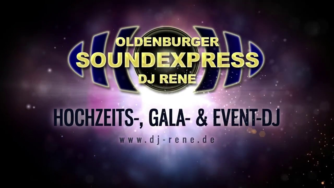 Hochzeit | Oldenburger Soundexpress | DJ René de Rot