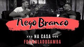 PEZINHO recebe NEGO BRANCO na Casa Fórmula do Samba