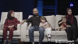 """في الحلقة الرابعة من """"بين قوسين"""".. أب لثلاث فتيات فقدن السمع والنطق  (2/8/2019)"""