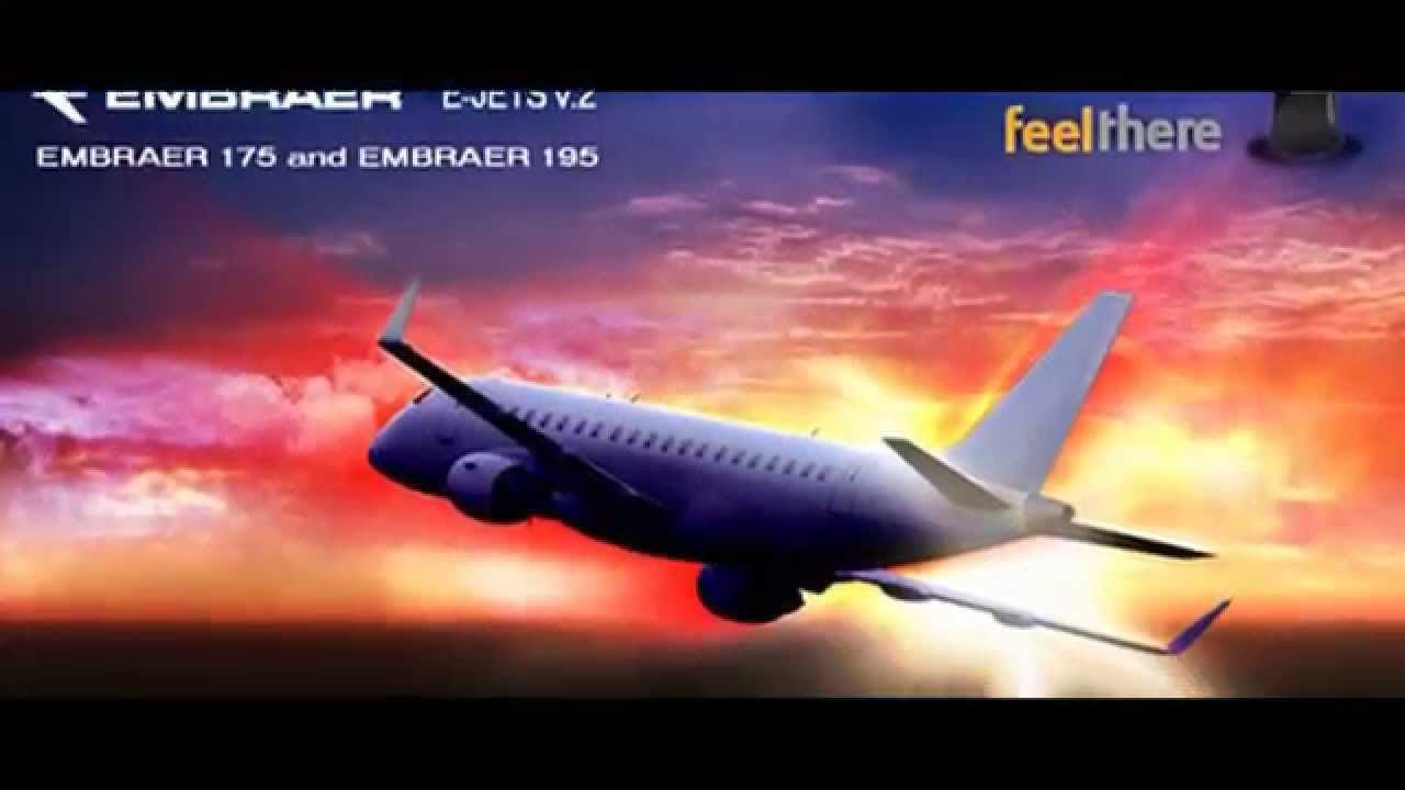 simMarket: FEELTHERE - EMBRAER E-JETS V2 - EMBRAER 175 AND 195 FSX