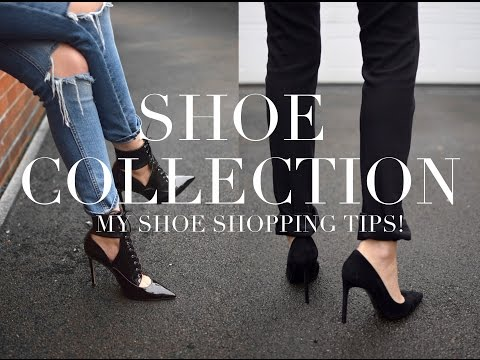 Designer Shoe Shopping Tips