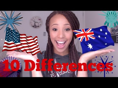 10 Differences between America and Australia
