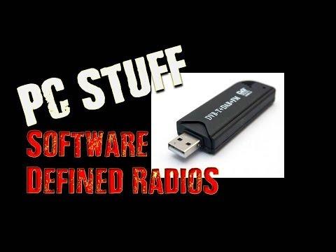 USB Software Defined Radio- PC Software & Cloud Storage