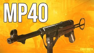WW2 In Depth: MP40 SMG Review (Call of Duty: WWII)