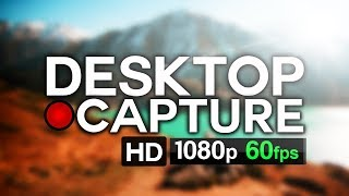 OBS Best Settings For Recording 1080p 60fps