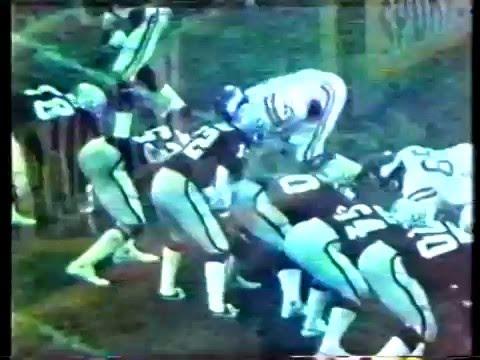 Monday Night Football halftime highlights  December 12, 1977