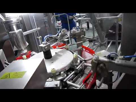 Powder Auger Filling Machine Rice Flour Packing Machine ...