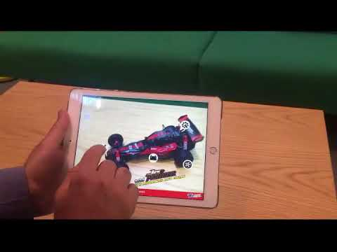 Interactive + Augmented Reality Device Scan!