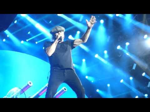 AC/DC Highway to Hell & For Those About to Rock - Etihad Stadium 8 Dec 2015