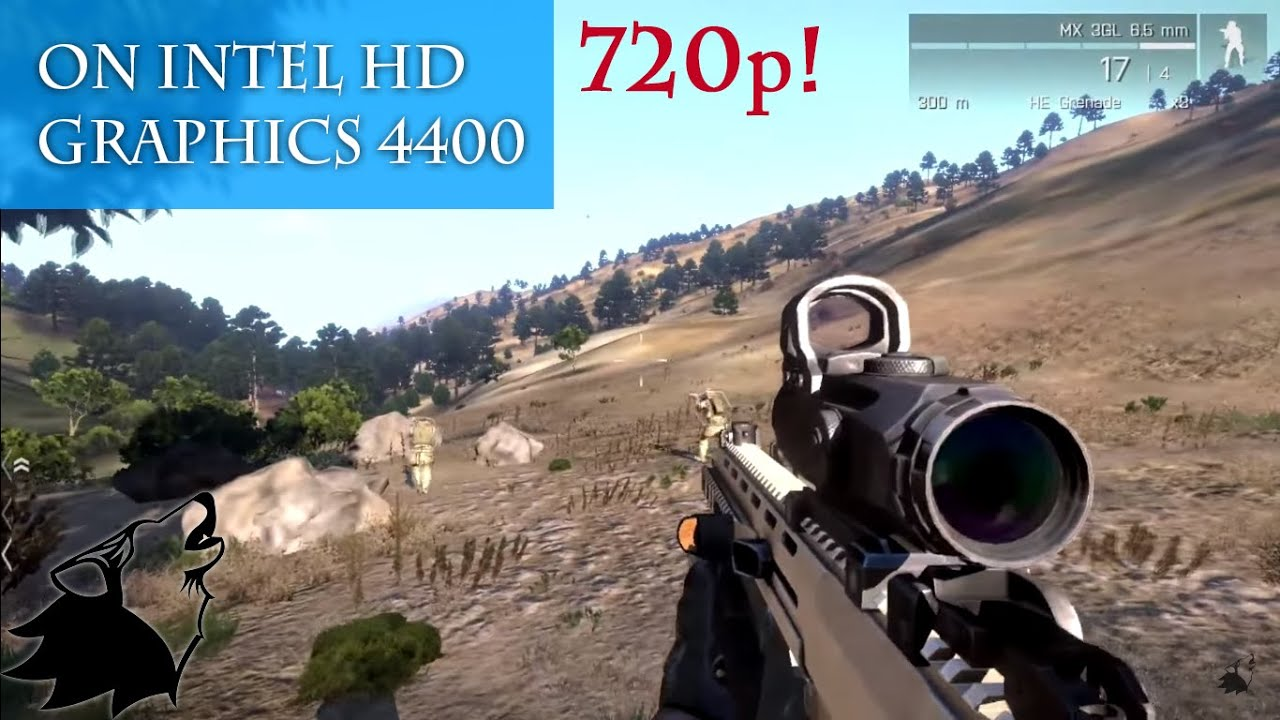 Arma 3 On Intel HD Graphics 4400