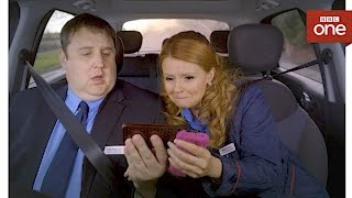Jump on yer bike remix - Peter Kay's Car Share: Series 2 Episode 1 - BBC One
