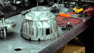 5L40E Pump Overhaul