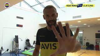 TEQBALL CHALLENGE ⚡️ (Eljif Elmas vs Vedat Muriqi)
